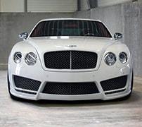 Авто Bentley Continental Flying Spur в Алматы