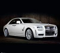 Авто Прокат  Rolls-Royce Ghost в Алматы