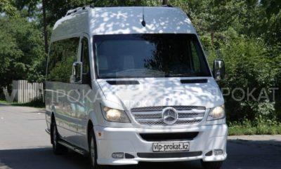 заказ микроавтобуса в алматы