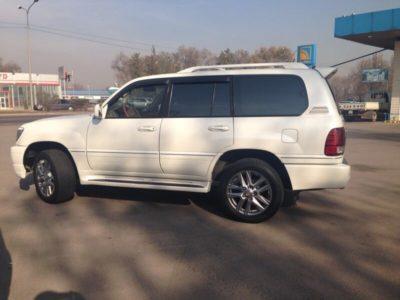 прокат Lexus LX470 в Алматы