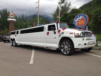 прокат хаммер лимузин в Алмате