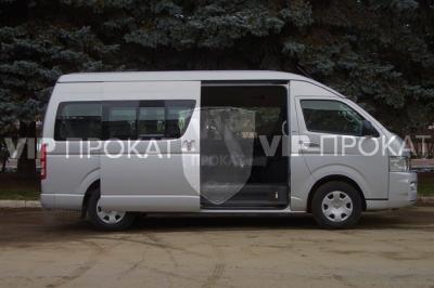 микроавтобус аренда алматы