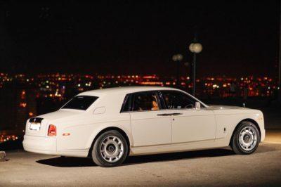 аренда Rolls-Royce Phantom в Алматы
