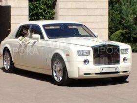 Авто Rolls-Royce Phantom в Алматы
