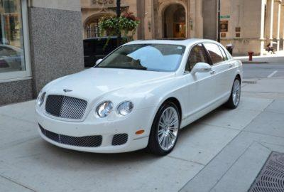 прокат Bentley Continental Flying Spur в Алматы