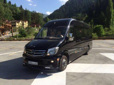 Микроавтобусы Mercedes Sprinter 2017 на прокат