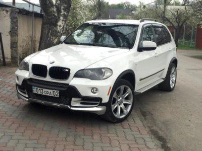 аренда BMW X5 в Алматы