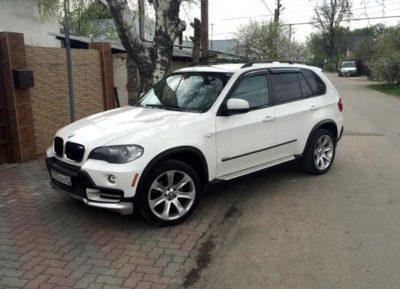 прокат BMW X5 в Алматы