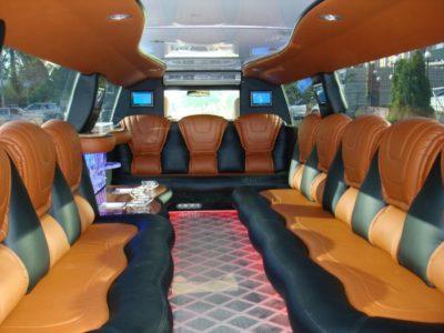салон Lexus LX 570 limousine
