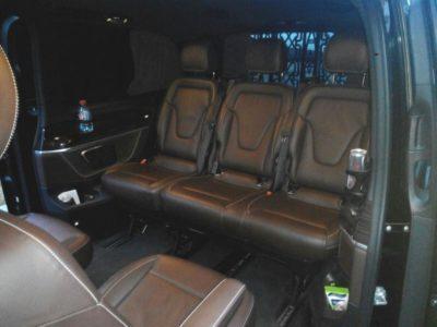 аренда микроавтобуса Mercedes Benz V Class 2016 VIP в Алматы
