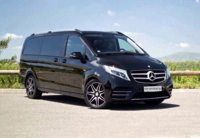 Прокат Mercedes Benz V Class 2016 VIP в Алматы