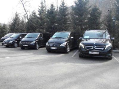 прокат микроавтобусов Mercedes Benz в Алматы