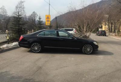 прокат авто Mercedes-Benz S 500 W 221