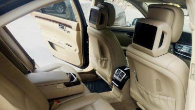 прокат Mercedes-Benz S 500 W 221