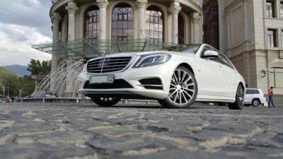 прокат Mercedes_Benz_W 222 S 500
