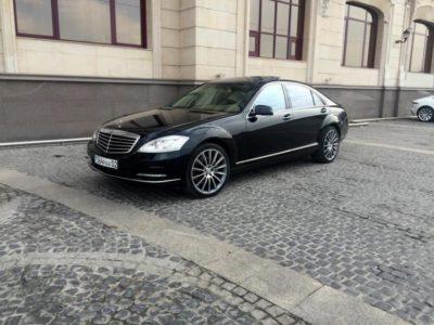 Mercedes-Benz S 500 W 221 прокат в Алматы