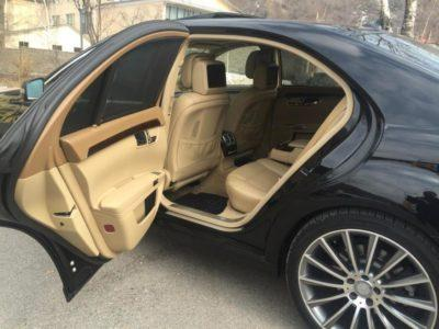 Mercedes-Benz S 500 W 221 аренда в Алматы