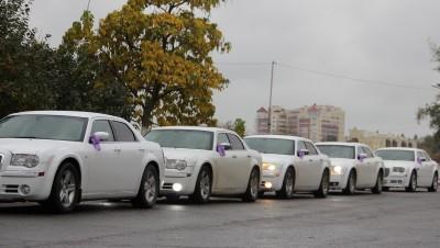 Свадебный кортеж в Алматы