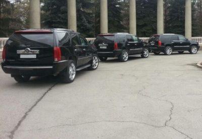 Cadillac Escalade black аренда в Алматы