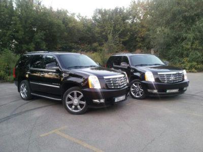 аренда Cadillac Escalade black в Алматы