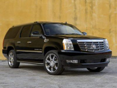 Cadillac Escalade black прокат в Алматы