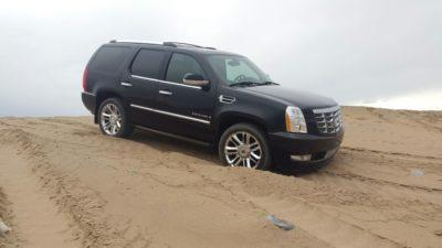 прокат Cadillac Escalade black Алматы