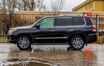 лексус 570 прокат аренда авто алматы с водителем