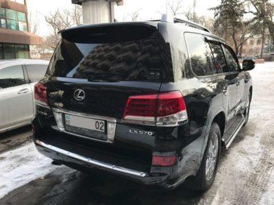 автопрокат Алматы Lexus LX 570