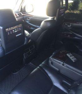 аренда Lexus LX 570