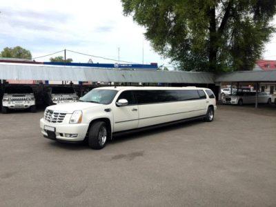 аренда лимузина Cadillac Escalade в Алматы