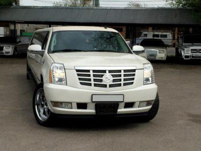 лимузин на свадьбу Cadillac Escalade