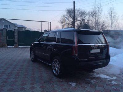 аренда cadillac escalade в Алматы