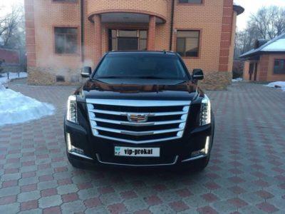 аренда кадиллак эскалейд с водителем в Алматы