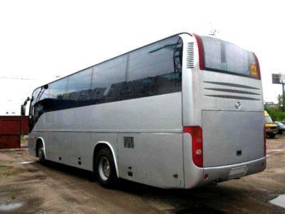 аренда автобуса Higer на 35 мест