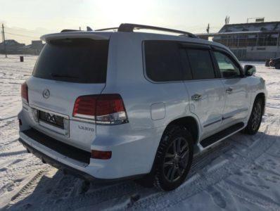 прокат Lexus LX 570 NEW в Алматы