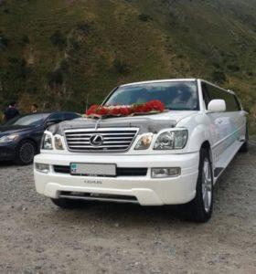 аренда лимузинов Лексус в Алматы