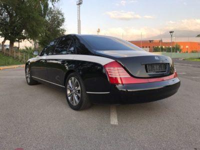 аренда Maybach S 57 в Алматы с водителем
