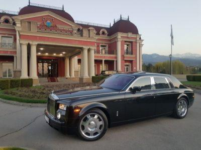 Rolls-Royce Phantom black в Алматы