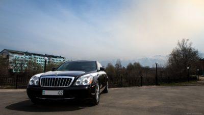 Maybach S 57 прокат в Алматы