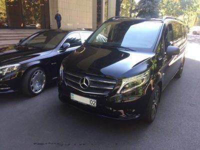 аренда ВИП Mercedes V class 2017