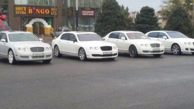 бентли прокат аренда авто с водителем алматы эллитные авто алматы