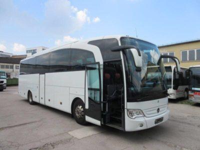 прокат новых автобусов алматы Mercedes-Benz Tourismo