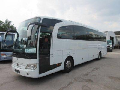 прокат автобуса Mercedes-Benz Tourismo