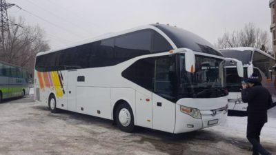 прокат автобусов алматы