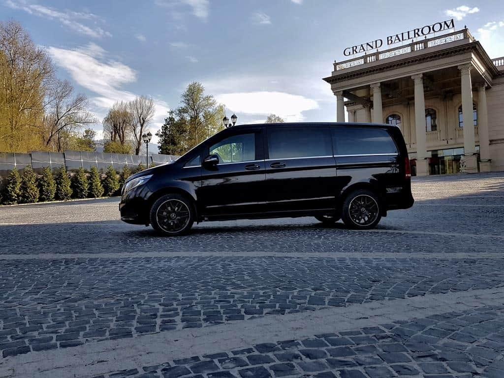 Авто Mercedes V-Class